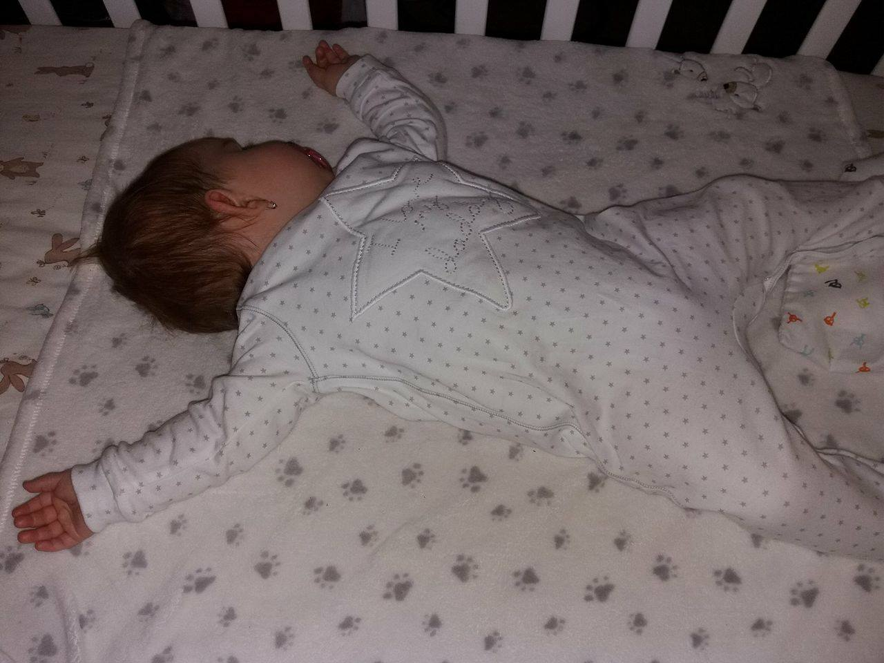 Best Sleeping Position For A Baby
