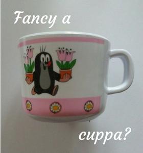 Fancy A Baby Cuppa