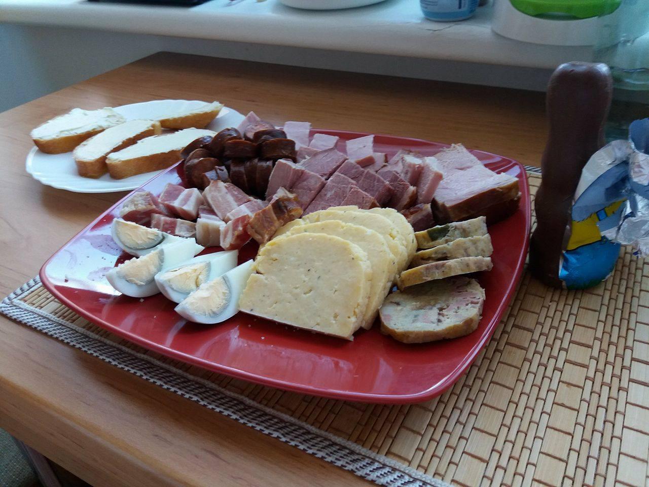 Easter Food Slovakia