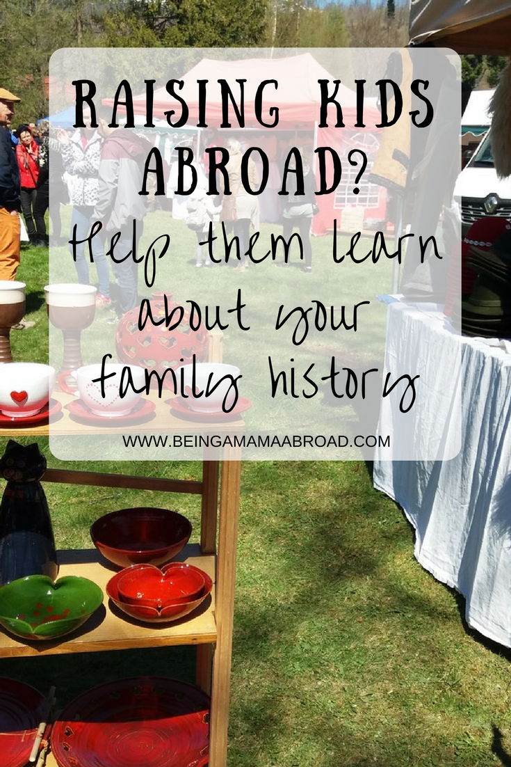 Learn About Your Family History