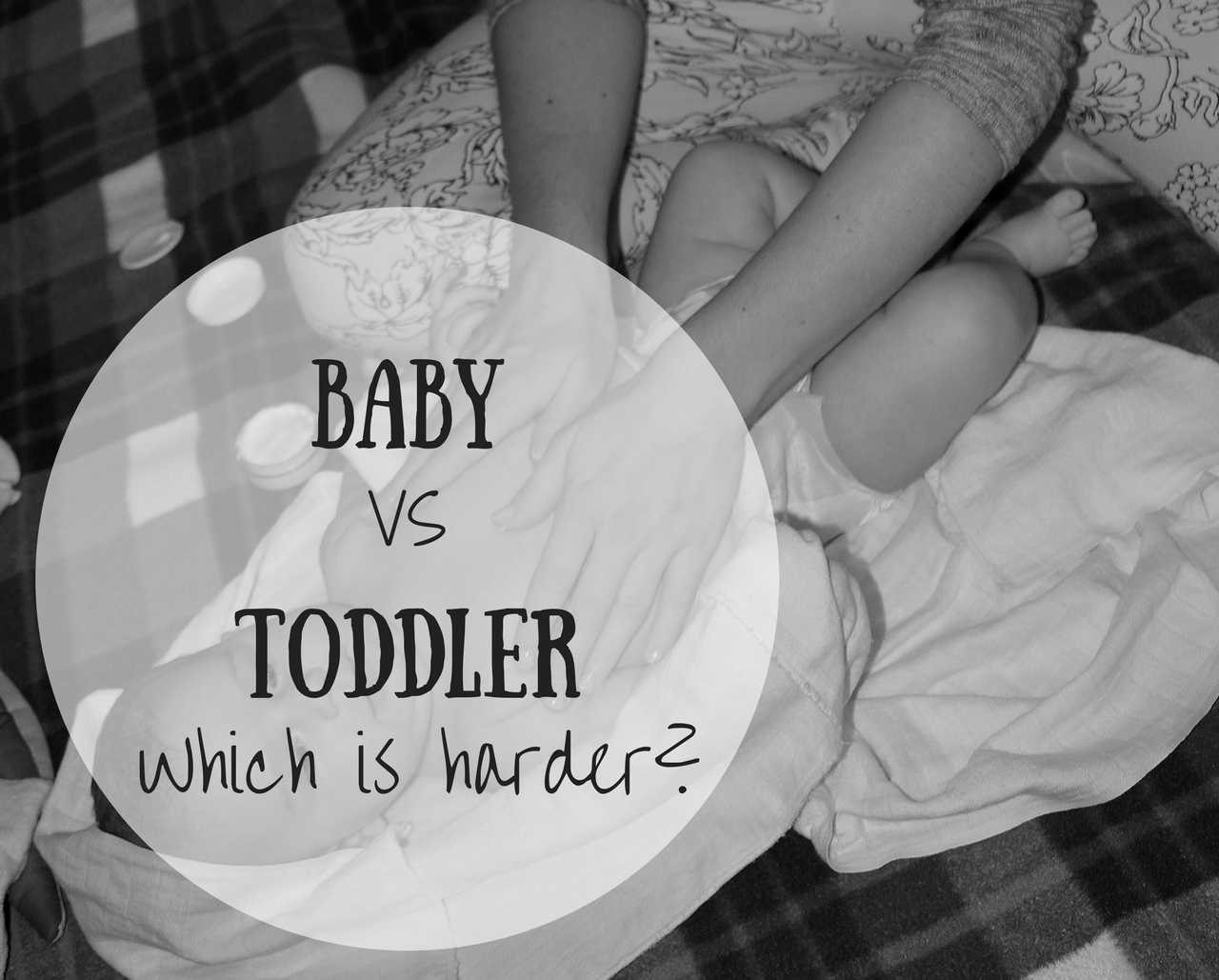 Baby Vs Toddler
