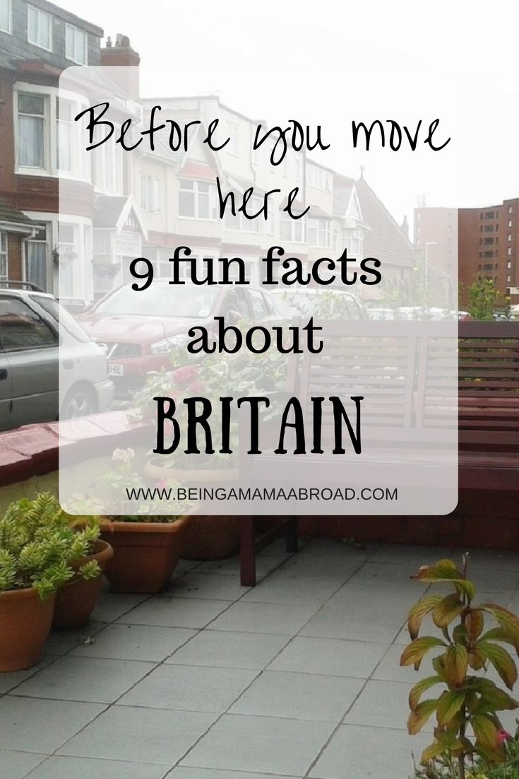 Fun Facts About Britain
